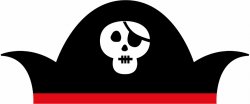 hat clipart pirate