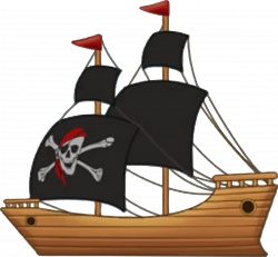 pirate clipart vector