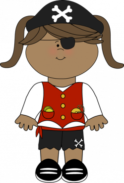 pirate clipart black