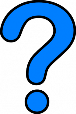 question mark clipart cool