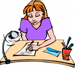 poetry clipart writing