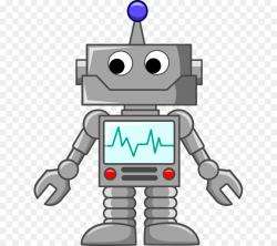 robot clipart transparent