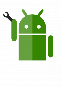 robot clipart android