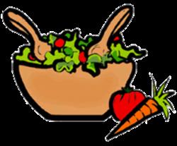 salad clipart garden