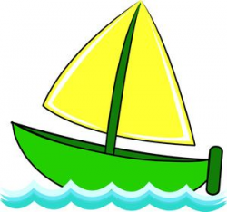 sailboat clipart animated