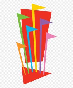 six flags logo clip art