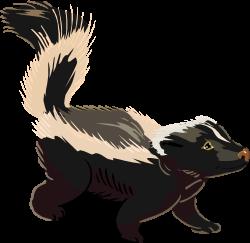 skunk clipart public domain