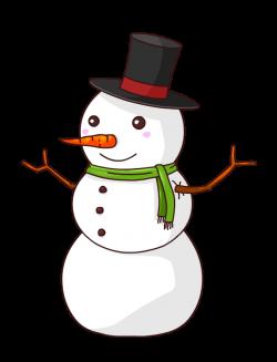 snowman clipart public domain