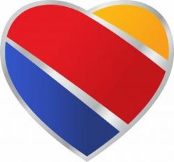 southwest airlines logo symbol