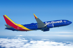 southwest airlines logo boeing