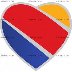 southwest airlines logo graphic