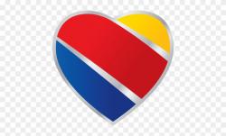 southwest airlines logo clipart