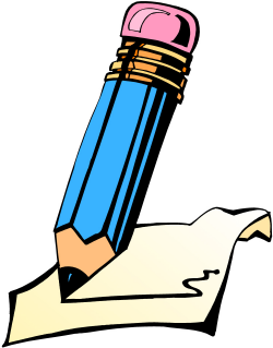 writing clipart strategy