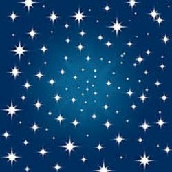 star clipart sky
