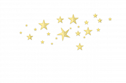 shooting star clipart transparent background