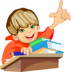 student clipart vector