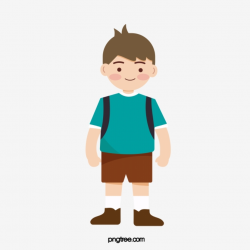 student clipart male