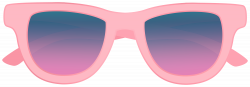 glasses clipart pink