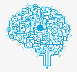technology clipart brain