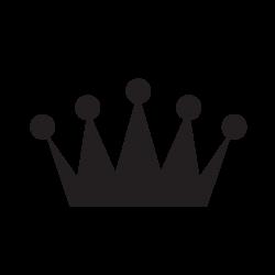 transparent crown tumblr
