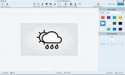 make image transparent editor