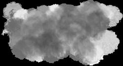 transparent smoke dark