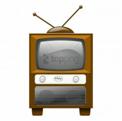 transparent tv cartoon