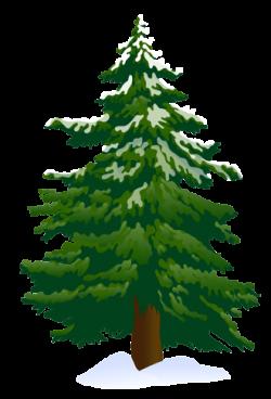 pine tree clip art small