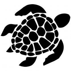 hawaiian clipart turtle