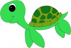 turtle clipart printable