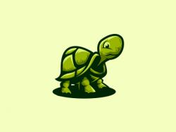 turtle logo cool