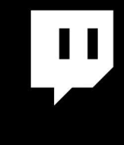 twitch logo png white