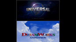 universal pictures logo dreamworks animation