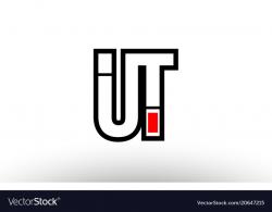 ut logo red