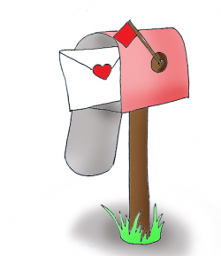 mailbox clipart animated