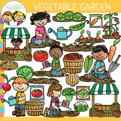 vegetables clipart garden