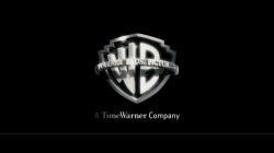 warner brothers logo dark