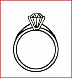 wedding rings clipart clear background