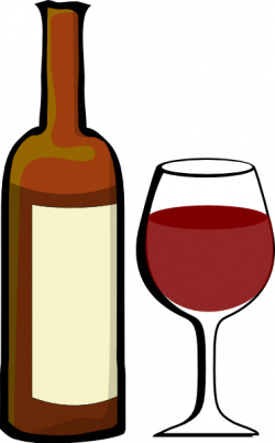 wine clipart alcohol
