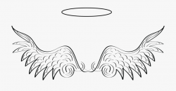 wings clipart angel