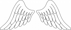 wings clipart cartoon