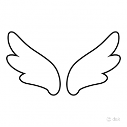 wings clipart cute