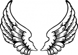 wings clipart eagle