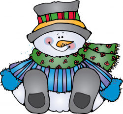winter clip art january