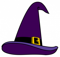 witch clipart hat