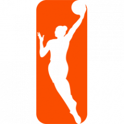 wnba logo official