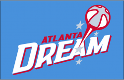 wnba logo dream