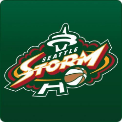wnba logo seattle storm