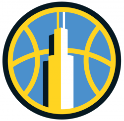 wnba logo chicago sky