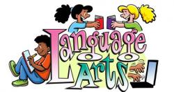 writing clipart language art